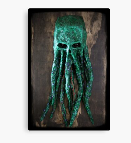 Cthulhu Ghoul   Canvas Print
