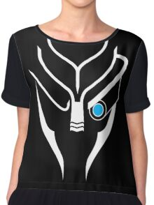 Mass Effect - Garrus (White) Chiffon Top