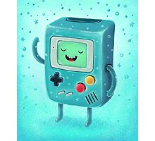Game Beemo Photographic Print