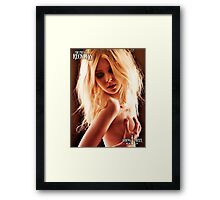 Hot Taylor Momsen Framed Print