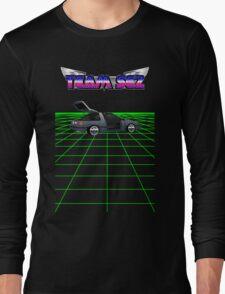 Team Sez Nissan Exa Long Sleeve T-Shirt
