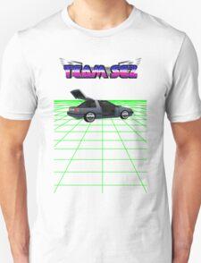 Team Sez Nissan Exa Unisex T-Shirt