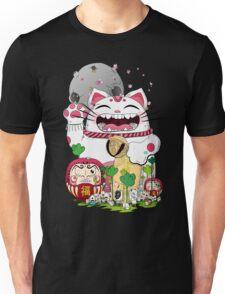 Maneki- Neko Unisex T-Shirt