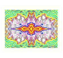 fly high 5 Art Print