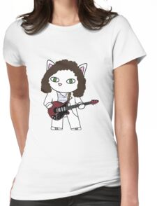 Meow may 2 Womens Fitted T-Shirt