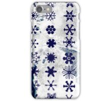 Snowflakes on the Great Lakes iPhone Case/Skin