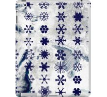 Snowflakes on the Great Lakes iPad Case/Skin
