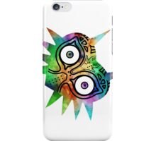 Majora's Mask Color Alt iPhone Case/Skin