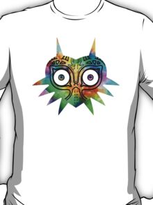 Majora's Mask Color Alt T-Shirt