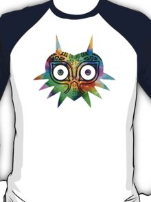 Majora's Mask Color Alt T-Shirt