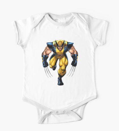 Wolverine modern One Piece - Short Sleeve