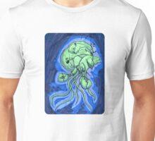 Flying Polyp  Unisex T-Shirt