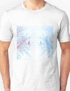 bifurcation of raven T-Shirt