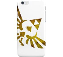 Skyward Sword Grunge iPhone Case/Skin