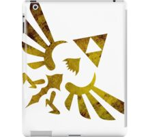 Skyward Sword Grunge iPad Case/Skin
