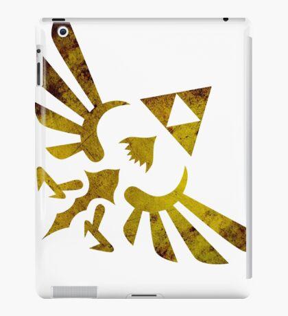 Skyward Sword Grunge iPad Case/Skin