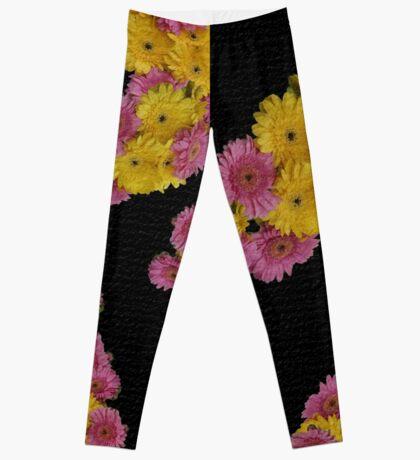 black designs Leggings