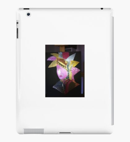 Faith in unconditional love iPad Case/Skin
