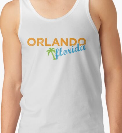 Orlando Florida - The Sunshine State Tank Top