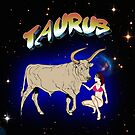 Taurus the Bull by Dennis Melling