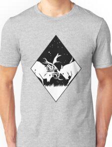 Deer clash Unisex T-Shirt