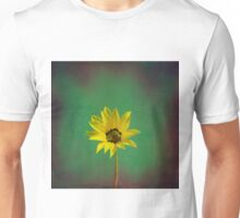 The yellow flower of my old friend Unisex T-Shirt