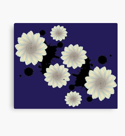 pantone designs Canvas Print