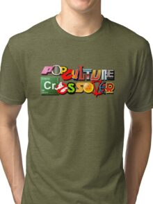 Pop Culture Crossover Tri-blend T-Shirt