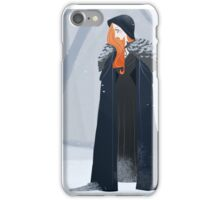 Sansa Stark Art Print iPhone Case/Skin