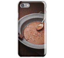 Mousse au Chocolat iPhone Case/Skin
