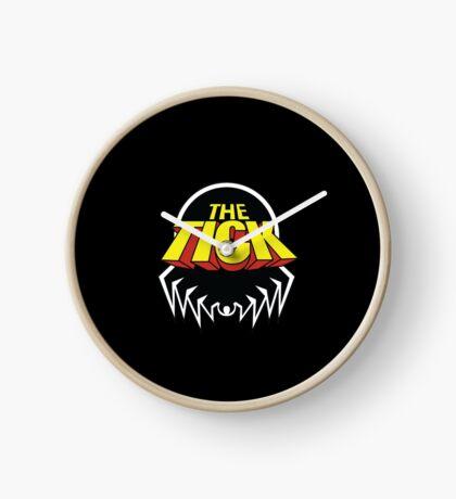 The tick Design_T-shirt Clock