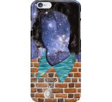 STARRY GIRL iPhone Case/Skin