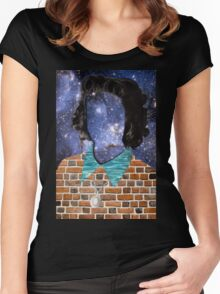STARRY GIRL Women's Fitted Scoop T-Shirt