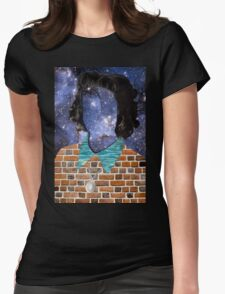 STARRY GIRL Womens Fitted T-Shirt