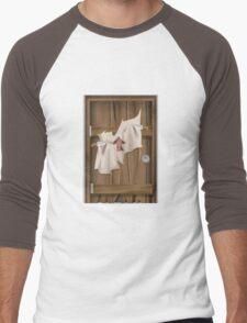 Glitch furniture door knives door T-Shirt