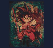Kid Goku One Piece - Short Sleeve