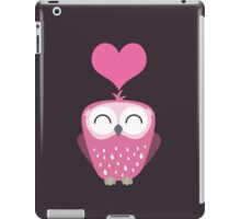 Owl Love You Forever iPad Case/Skin