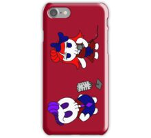 Rockabilly dark kawaï iPhone Case/Skin