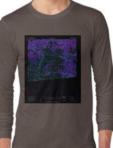 USGS TOPO Map California CA Potrero 298662 1960 62500 geo Inverted Long Sleeve T-Shirt