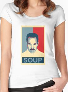 No soup for you. Soup Nazi Quote. Women's Fitted Scoop T-Shirt