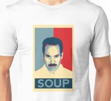 No soup for you. Soup Nazi Quote. Unisex T-Shirt