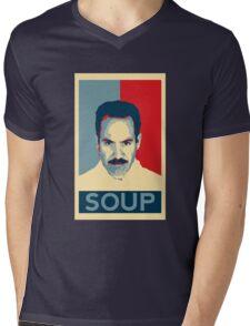 No soup for you. Soup Nazi Quote. Mens V-Neck T-Shirt