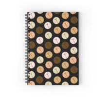 'What Bum Is That?' - Multibum (Black) Spiral Notebook