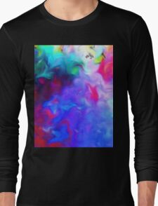 abstract expressionist artist color T-Shirt