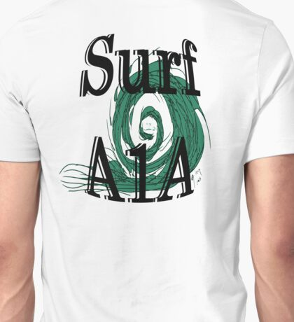 surf art Unisex T-Shirt