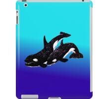 Orca Duo iPad Case/Skin
