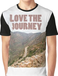 Love the Journey Graphic T-Shirt