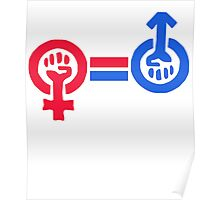 Feminist equal Poster