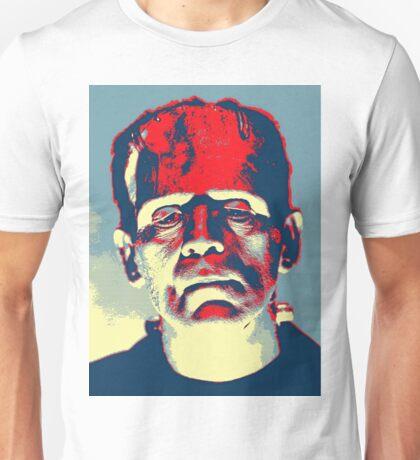Boris Karloff in The Bride of Frankenstein Unisex T-Shirt
