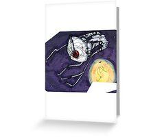 Spacy Greeting Card